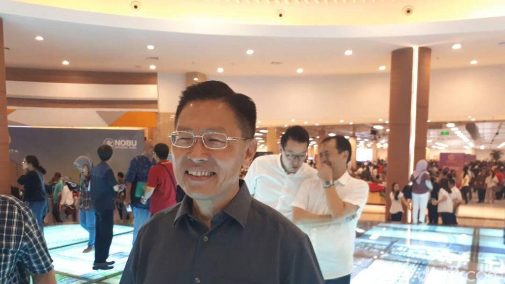 KPK akan Periksa Bos Lippo James Riady Terkait Suap Meikarta