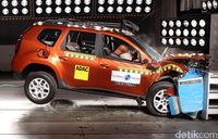 Crash Test Renault Duster