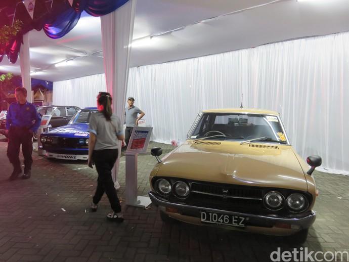 Mobil Klasik Datsun di Perayaan Hari Jadinya yang Ke-3