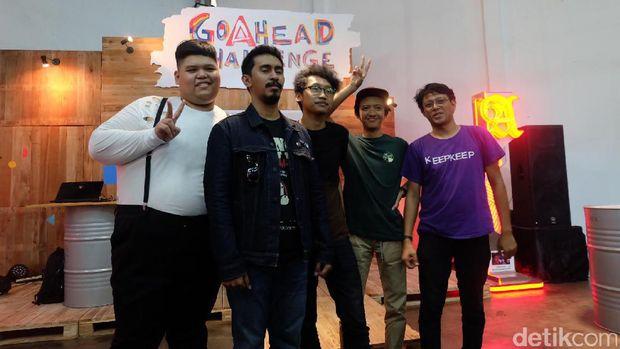Para pemenang Go Ahead Challenge 2016