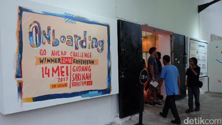 ONBoarding, Empat Pemenang Go Ahead Challenge Siap Lepas Landas