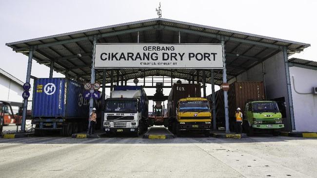 Foto: Dok PT Cikarang Inland Port