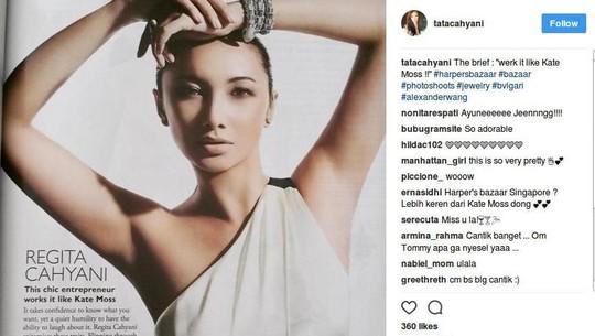 Pose Tata Eks Tommy Soeharto yang Bikin Aktor Hollywood Jatuh Hati