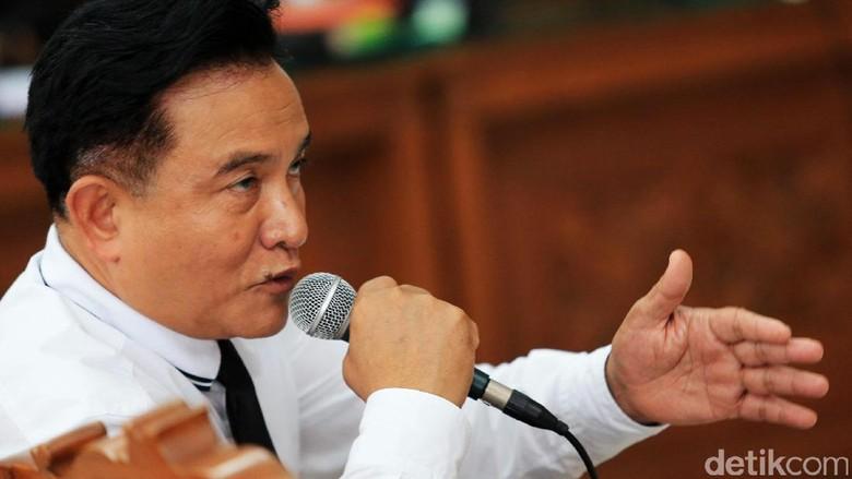 Yusril Jadi Saksi Ahli Kasus Rizal-Jamran