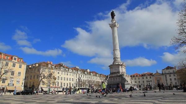 Terakhir adalah Lisbon di Portugal. Ibukota yang satu ini memang menawarkan banyak destinasi indah yang belum terlalu populer (Yayat Dayat/Trans7)