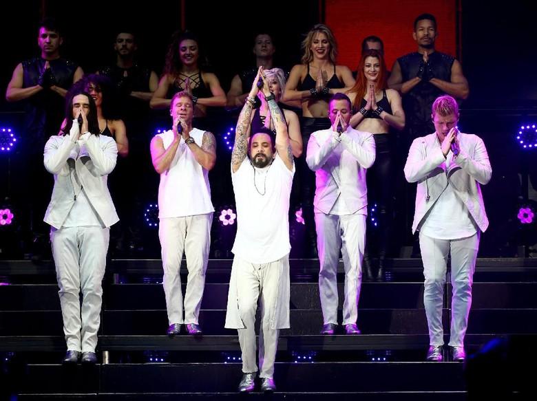 Kembalinya Backstreet Boys ke Panggung Musik