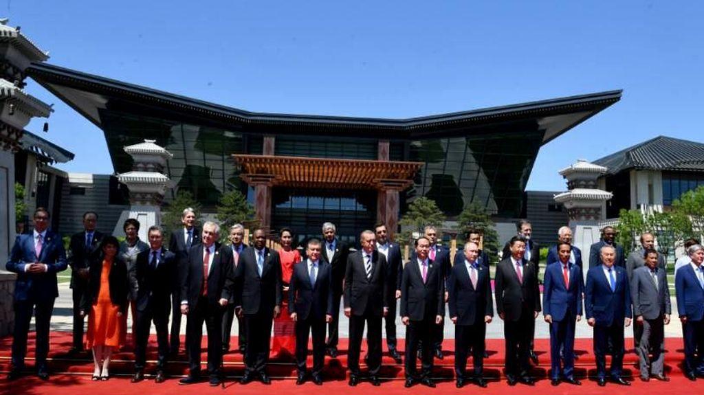 Ini Proyek-proyek Jalur Sutra yang Digarap China