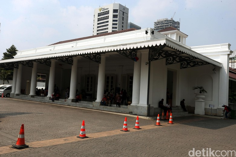 Sebelum Demo DWP di JIExpo, Massa akan Temui Anies di Balai Kota
