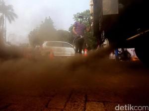 Seberapa Bahaya Tercemar Polusi Udara? Ini Kata Dokter Paru
