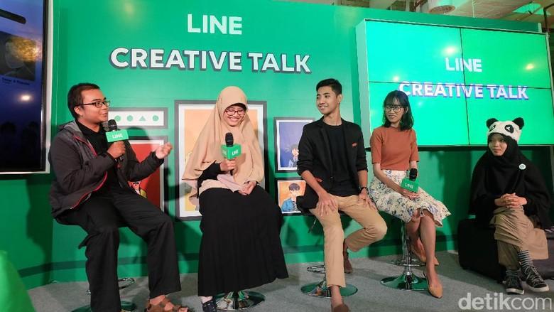 Eggnoid hingga Wonderwall, Ini Dia 5 LINE Webtoon Indonesia Terfavorit!