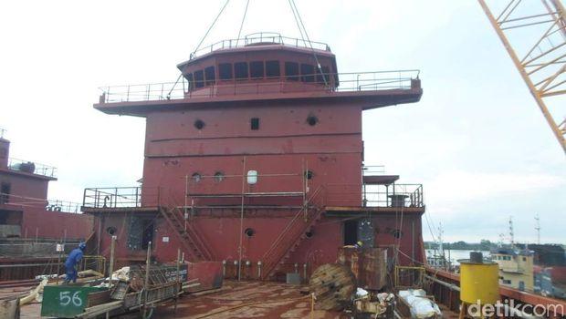 Kemenhub Sediakan 15 kapal pendukung tol laut.