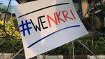Pendukung Ahok Kembali Sambangi Pengadilan Tinggi DKI