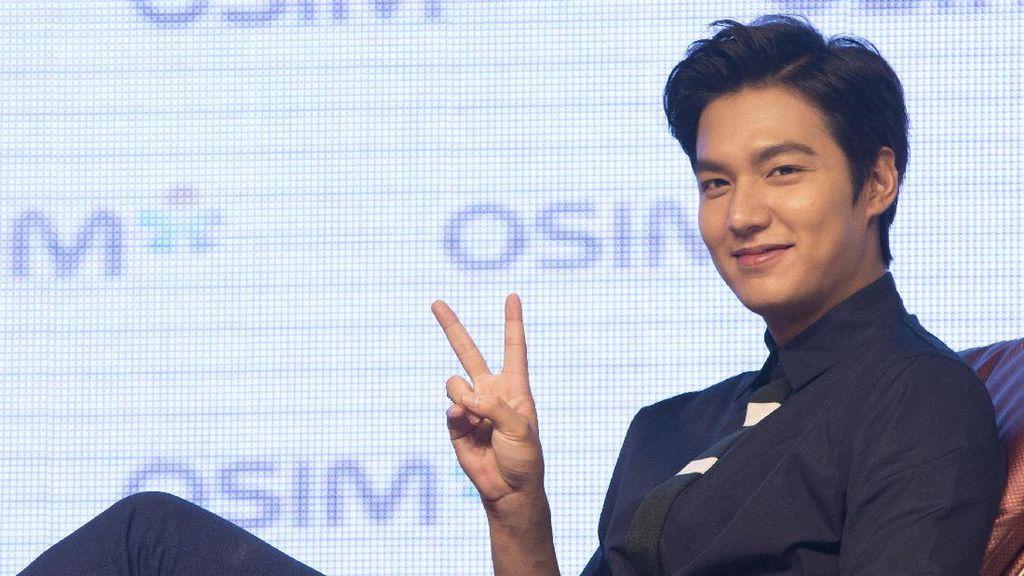 Lee Min Ho dan Suzy Resmi Putus!
