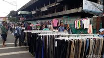 Pemkot Pastikan Tetap Relokasi PKL Pasar Senen Meski Pedagang Menolak