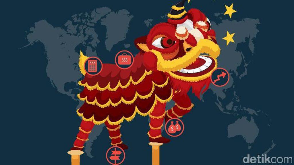 Gelontorkan Rp 1.649 Triliun, China Hidupkan Jalur Sutra