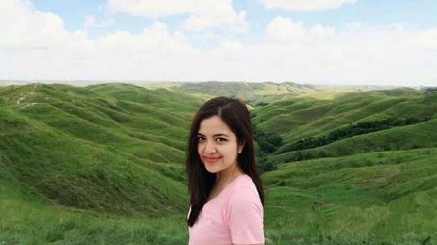 Wajah Semringah Tasya Kamila