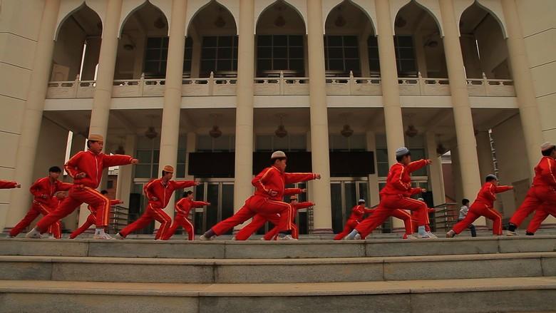 Jurus Tantui, Kungfu ala Muslim China