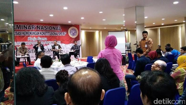 Pengamat: Ketua DPD OSO Tidak Sah, Kubu Hemas Harus Lakukan Gugatan