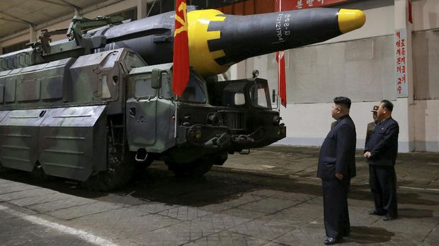 Risiko di Balik Tatap Muka Trump dan Kim Jong-un