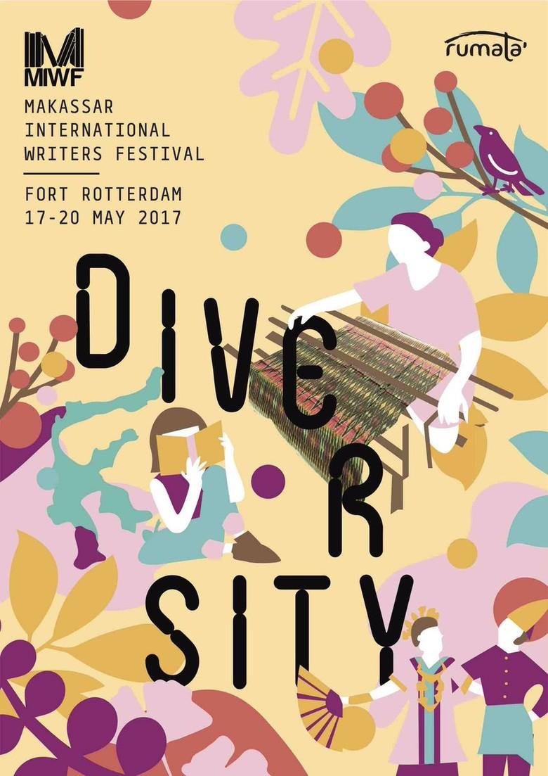Makassar International Writers Festival ke-7 Resmi Dibuka