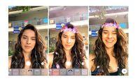Cara filter snapchat terbaru