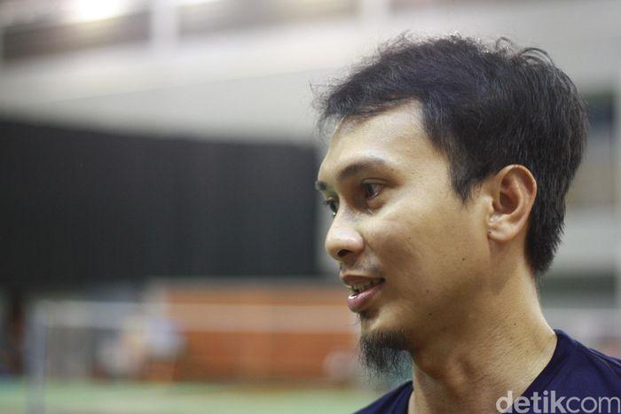 Mohammad Ahsan, kapten timnas ke Piala Sudirman 2017