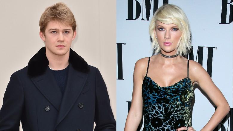 Taylor Swift dan Joe Alwyn Siap Tampil ke Publik