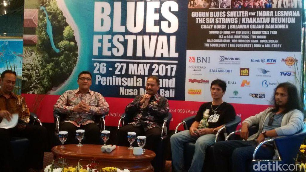 Bali Blues Festival 2017 Bakal Anti Mainstream, Ini Jadwalnya