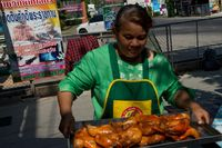 'Solar Chicken' Ini Dimasak Pakai Pantulan Sinar Matahari