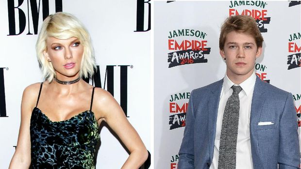 Taylor Swift dan Joe Alwyn