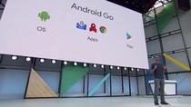Samsung Uji Coba Ponsel Android Go?