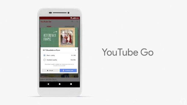 Android Go, Si Ramah Buat Ponsel Murah