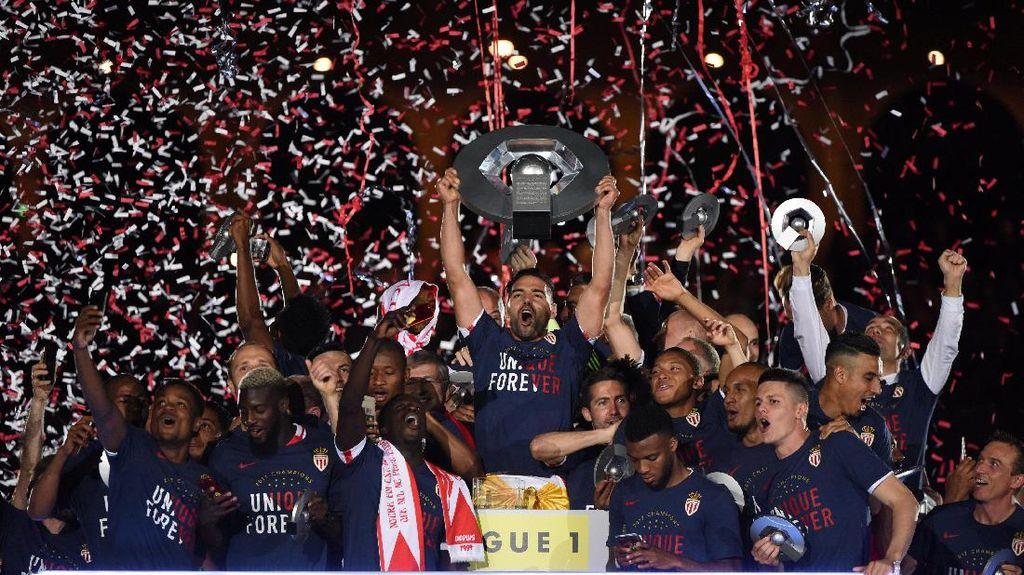 Monaco Akan Berpesta Rayakan Gelar Juara dengan 50 Cent