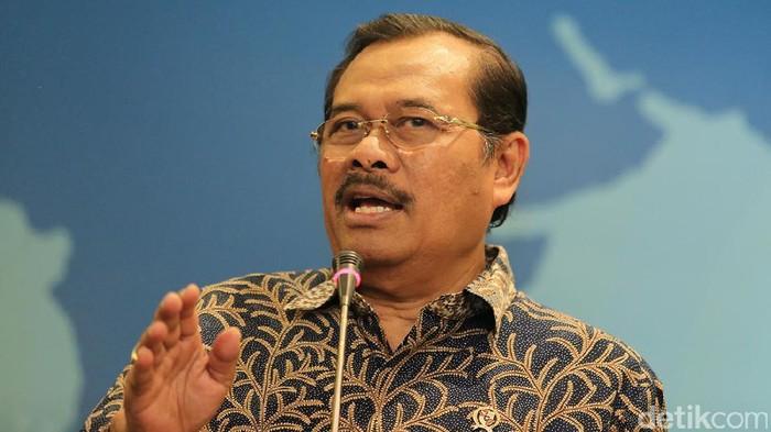 Jaksa Agung Prasetyo (Ari Saputra/detikcom)