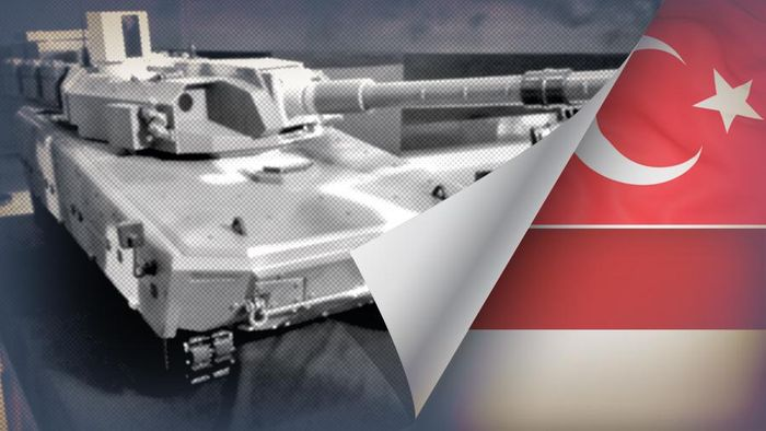 Medium Tank Buatan RI-Turki