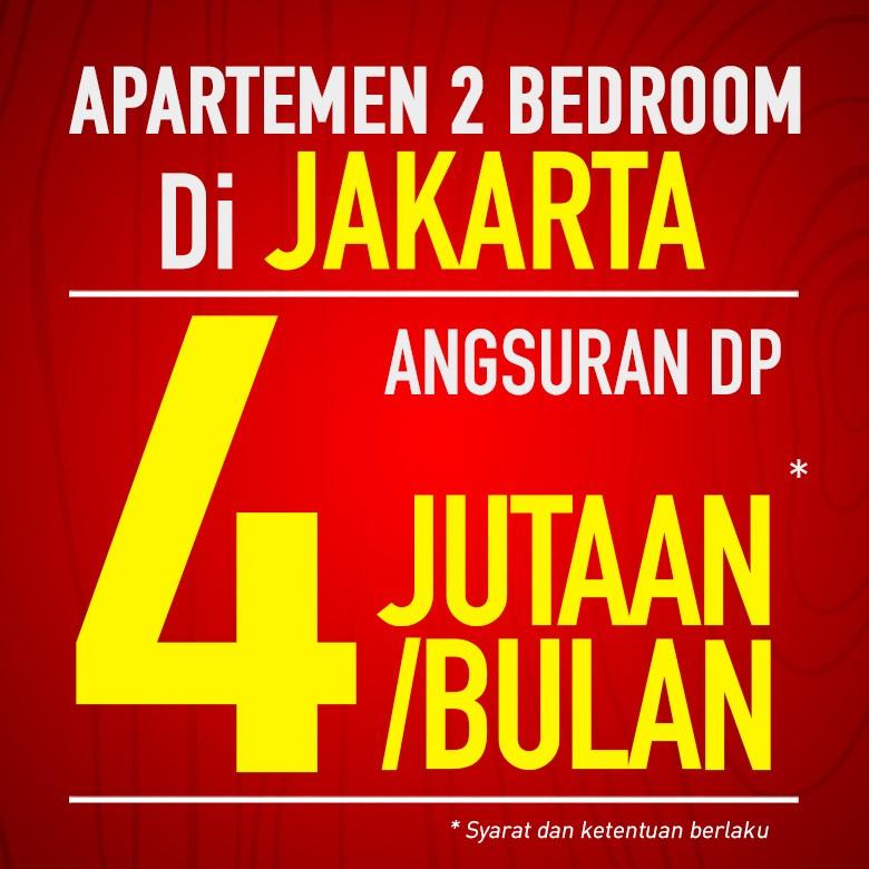 Penghasilan Rp 10 Jutaan per Bulan, Bisa Punya Apartemen di Jakarta