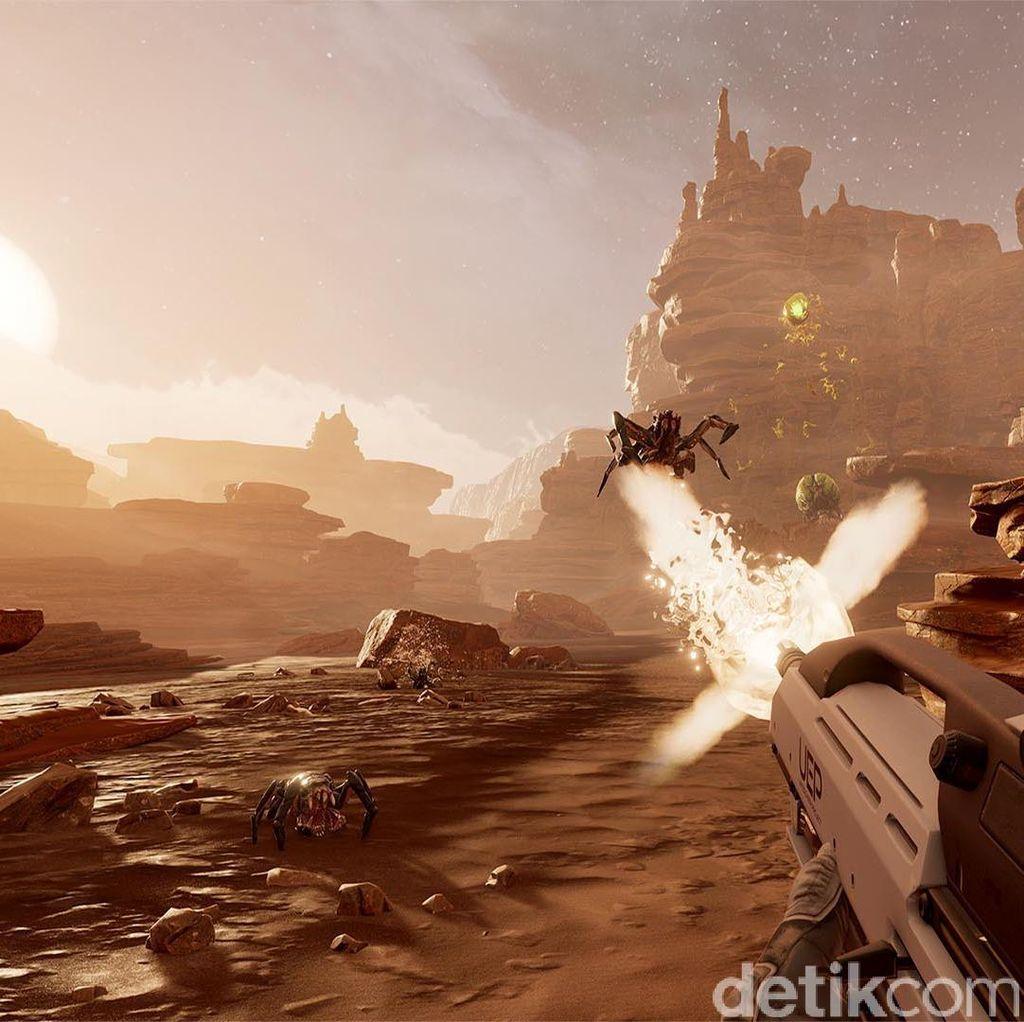 Farpoint: Sebuah Babak Baru Game Shooter