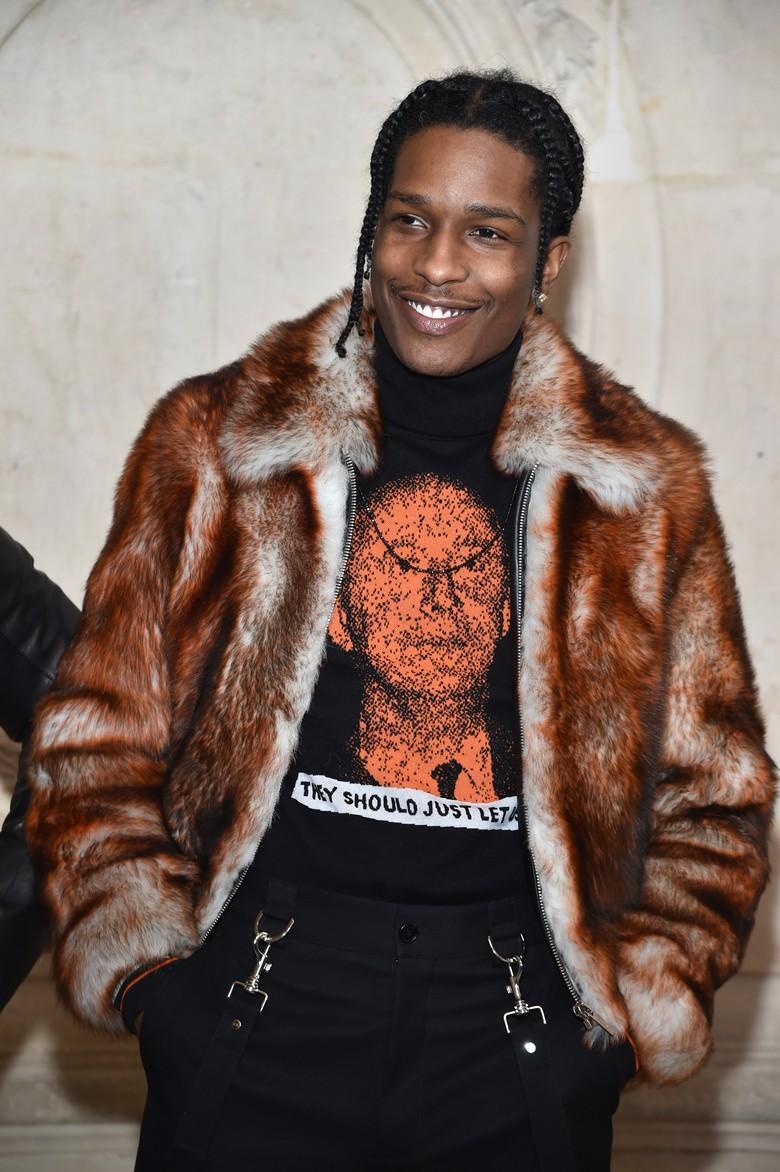 A$AP Rocky. Foto: Getty Images