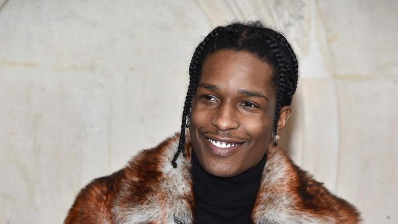 A$AP Rocky. Foto: Getty Images