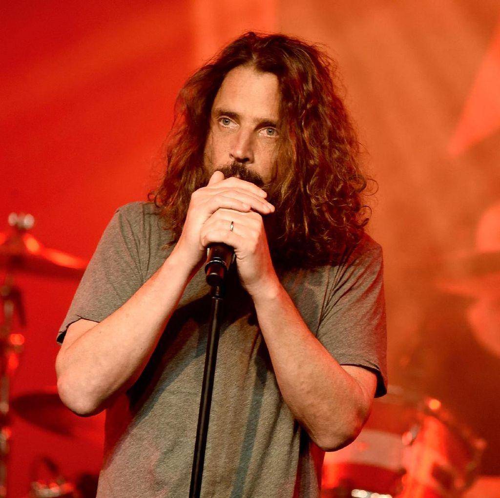 Setahun Kepergian Chris Cornell, Istri Gelar Doa Semalam Suntuk