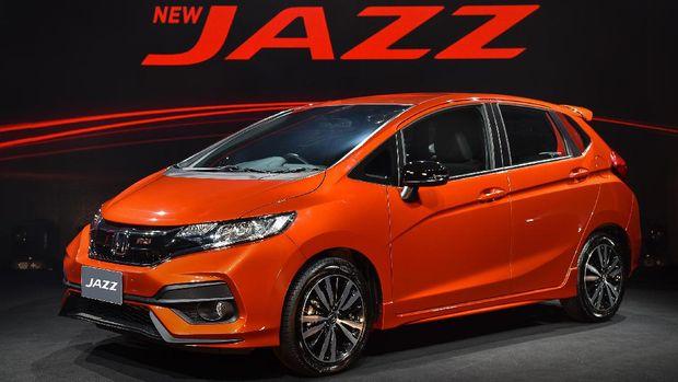 Spyshot Honda Jazz, Tidak Garang Lagi