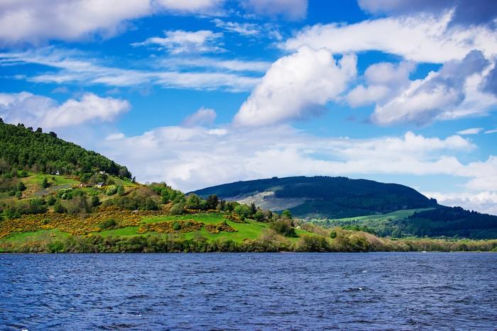 Danau Loch Ness. Foto: Thinkstock