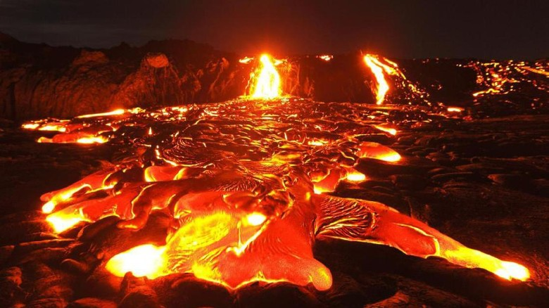 Danau Lava di Hawaii (BBC Travel)