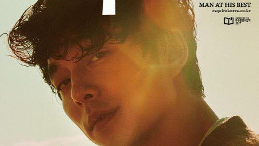 Foto di Lombok, Gong Yoo Akan Eksis di 7 Majalah Asia