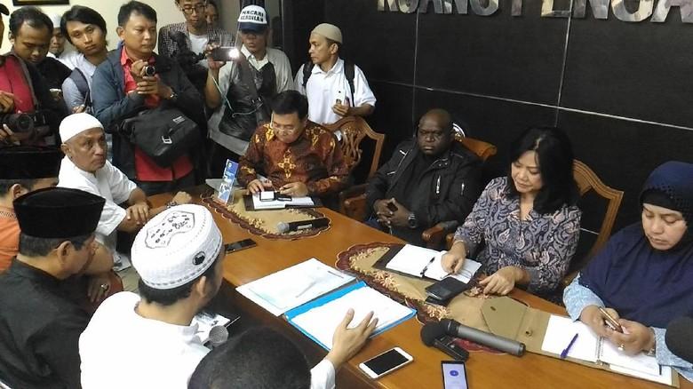 Long March ke Komnas HAM, Alumni 212: Usut Kriminalisasi Ulama