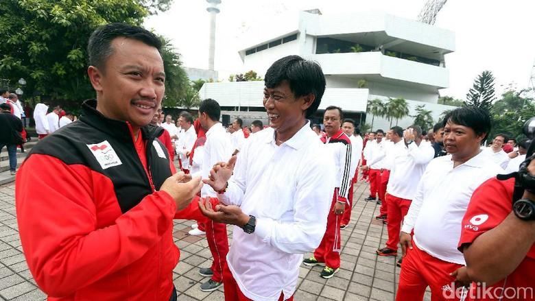 Menpora Berencana Setarakan ISG dengan Asian Games