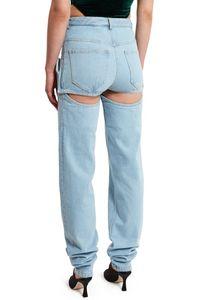 Unik, Jeans Ini Bisa Jadi Hot Pants, dan Celana Panjang