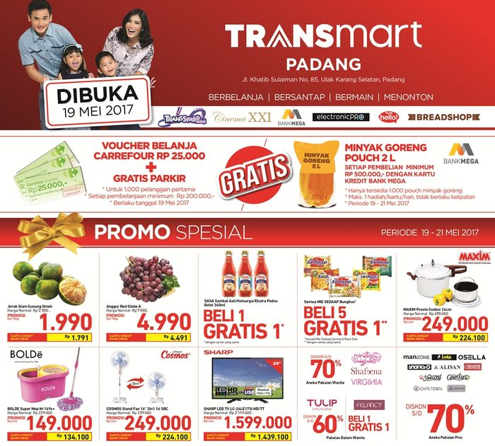 Foto: Dok. Transmart Carrefour