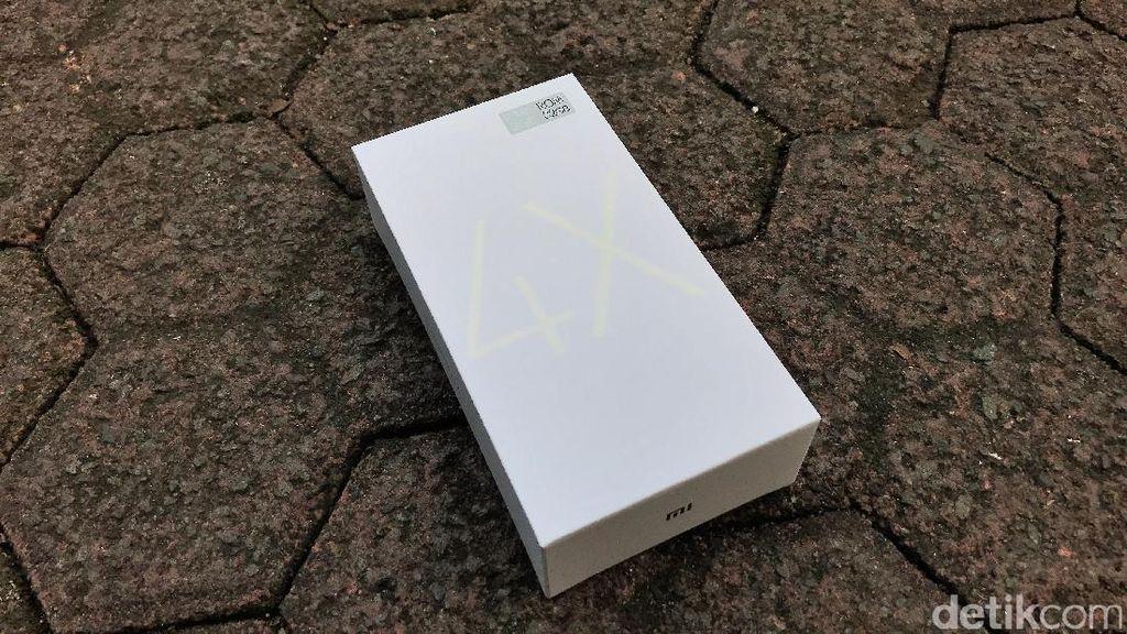 Ponsel ini merupakan penerus Redmi 3S. Foto: detikINET/Adi Fida Rahman