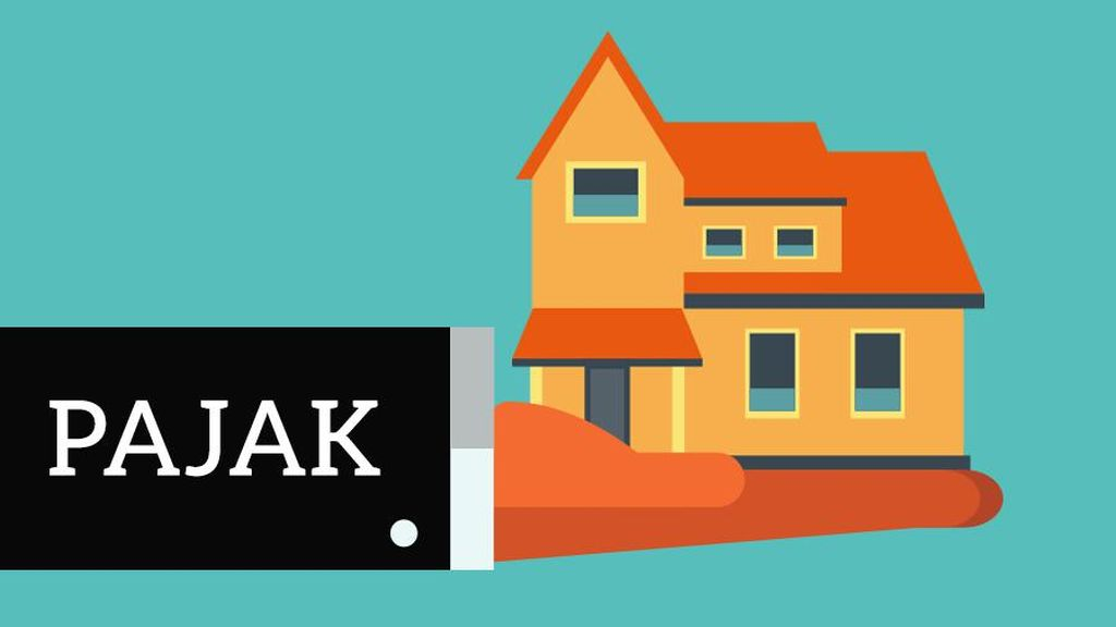 Dipangkas Sri Mulyani, Pajak Rumah Mewah Jadi 1%